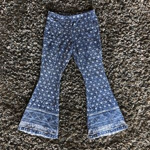 Other - Girl Bohemian Flare Pants